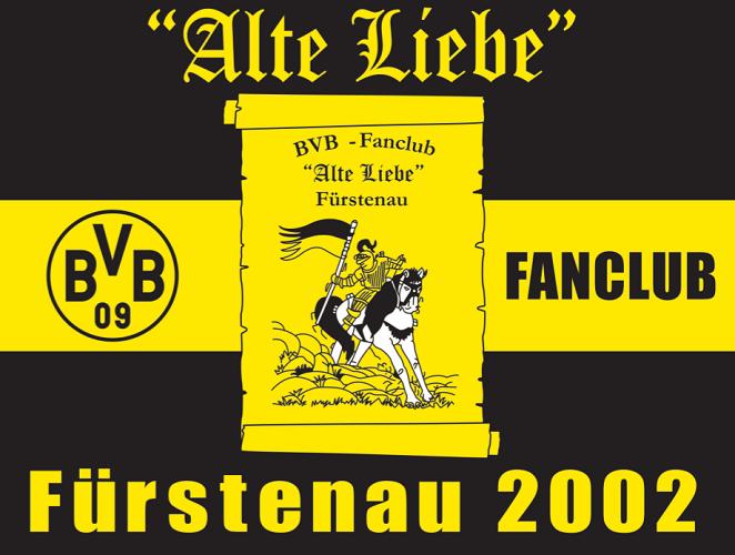"""BVB Fanclub """"Alte-Liebe"""" Fürstenau 2002"""